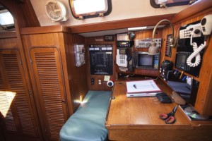 Nav Station in 2012, before moving aboard