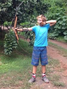 Trent w: bow